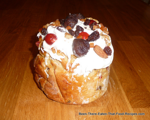 Panettone recipe today panettone is a must at christmas and new year time not only in italy but in countries such as the united states colombia peru bolivia brazil forumfinder Images